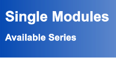 Single Modules  Available Series